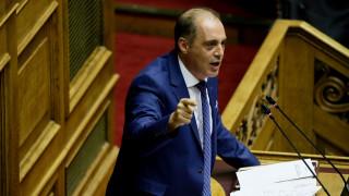 Προγραμματικές δηλώσεις – Βελόπουλος: Ψεύδεται η ΝΔ όταν μιλά για ακύρωση της Συμφωνίας των Πρεσπών
