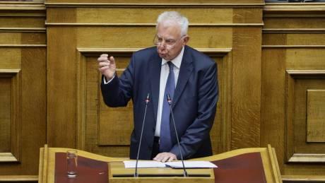 Πικραμμένος στη Βουλή: Προτεραιότητα για εμάς η θωράκιση των θεσμών