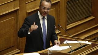 Σταϊκούρας: Μεγάλες αλλαγές στη φορολογία σε δύο στάδια