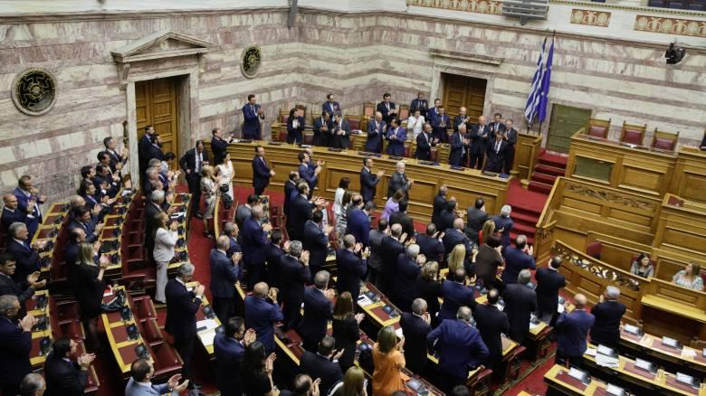 Εξέλεξαν Προεδρεία οι Επιτροπές της Βουλής