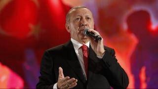 Ο Ερντογάν συγχαίρει τον Μπόρις Τζόνσον για τη νίκη του