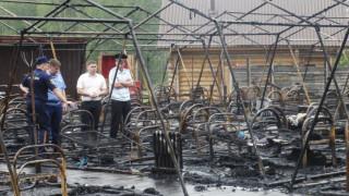 Τραγωδία στη Ρωσία: Κάηκαν τέσσερα παιδιά σε κατασκήνωση