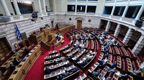 «Φορτωμένη» η ατζέντα της Βουλής: Ποια νομοσχέδια εισάγονται προς ψήφιση