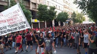 Πανεκπαιδευτικό συλλαλητήριο στην Αθήνα για το πανεπιστημιακό άσυλο