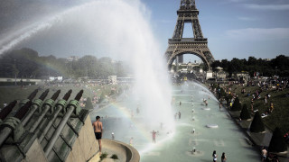 Καύσωνας στην Ευρώπη: Ξεπέρασε τους 41 βαθμούς το θερμόμετρο στη Γαλλία