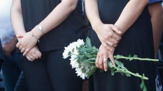 Τρισάγιο και επιμνημόσυνη δέηση για τα θύματα στο Μάτι