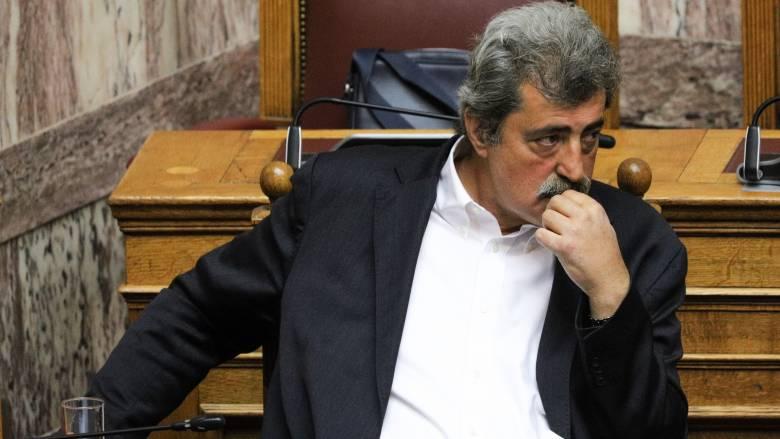 Επιτροπή Δεοντολογίας Βουλής: Εισήγηση για άρση ασυλίας του Παύλου Πολάκη