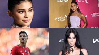 Πόσα κερδίζουν οι διάσημοι από το Instagram; Η λίστα προκαλεί ίλιγγο