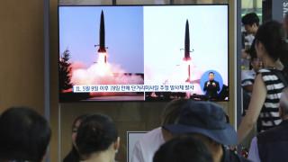 ΗΠΑ - Βόρεια Κορέα: Αβέβαιο το μέλλον των διαπραγματεύσεων μετά την πυραυλική δοκιμή