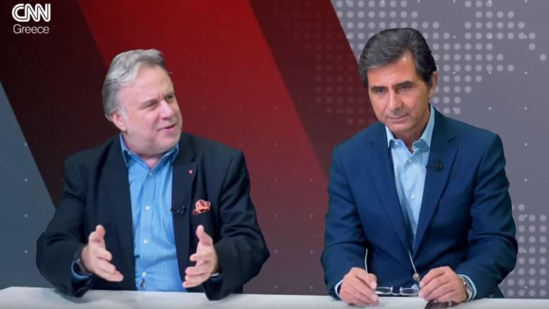 Κατρούγκαλος στο CNN Greece: Εκβίαζε το ΔΝΤ, υποχωρούσαμε αλλά πρόσκαιρα