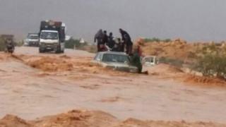 Μαρόκο: Βαν με επιβάτες θάφτηκε κάτω από τη λάσπη