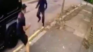 Τρομακτική περιπέτεια για Μεσούτ Οζίλ και Σιντ Κολάσινατς: Δέχτηκαν επίθεση με μαχαίρι