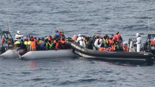 Μεσόγειος: Αγνοούνται τουλάχιστον 110 μετανάστες μετά από ναυάγιο