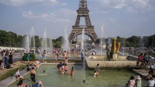 «Φλέγεται» η Ευρώπη: Ρεκόρ θερμοκρασιών και προειδοποιήσεις για τη δημόσια υγεία