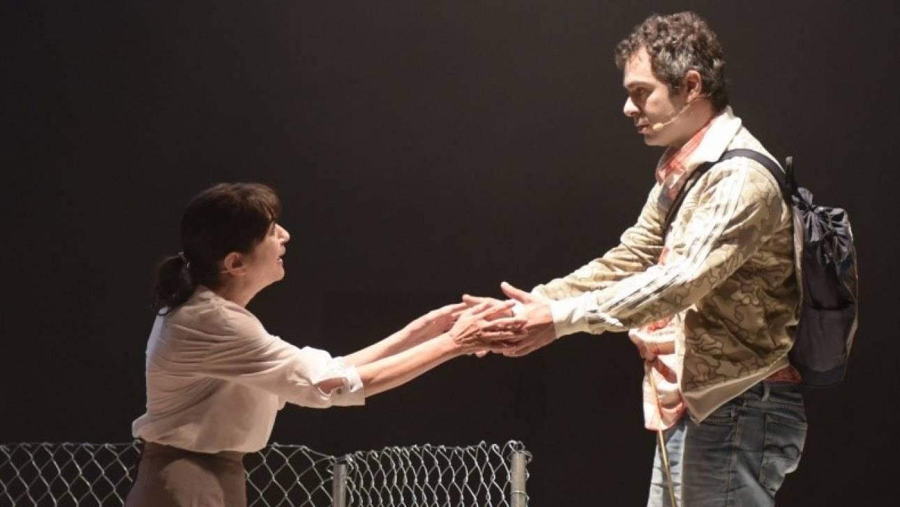 Εστέβα Σολέρ: Κόντρα στην ελευθερία, σε σκηνοθεσία Βασίλη Μαυρογεωργίου στο Φεστιβάλ Αθηνών