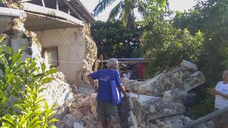 Φιλιππίνες: Οκτώ νεκροί και δεκάδες τραυματίες από τη διπλή σεισμική δόνηση