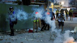 Δακρυγόνα και καταστολή στο Χονγκ Κονγκ: Ογκώδεις αντικυβερνητικές διαδηλώσεις για όγδοο ΣΚ