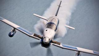 Εντυπωσίασε τη Βρετανία η ομάδα «Δαίδαλος» της Πολεμικής Αεροπορίας