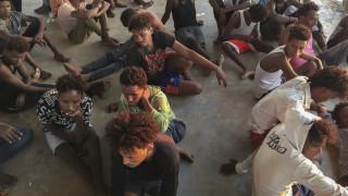 Λιβύη: 55 οι νεκροί από το ναυάγιο πλοίου που μετέφερε εκατοντάδες μετανάστες