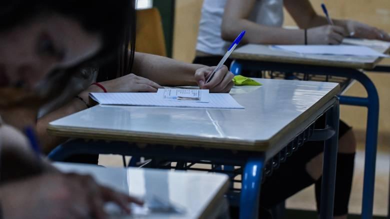 Πανελλήνιες εξετάσεις: «Πράσινα» και «κόκκινα» τμήματα - Δείτε τι αλλάζει
