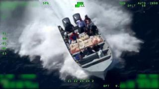 ΗΠΑ: 13 τόνοι κοκαΐνης κατασχέθηκαν σε επιχειρήσεις της αμερικανικής ακτοφυλακής
