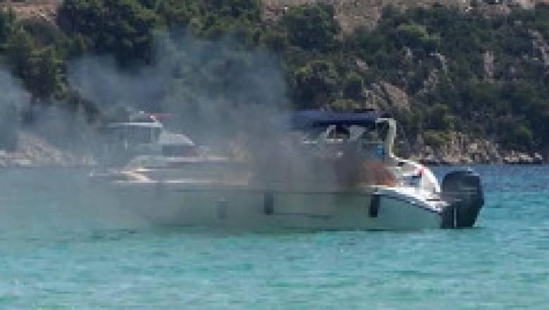 Χαλκιδική: Έκρηξη σε σκάφος - Τρεις τραυματίες