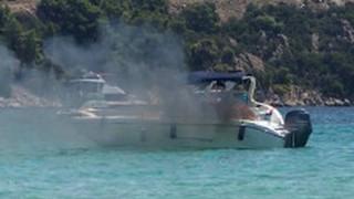 Έκρηξη σε σκάφος στη Χαλκιδική: Πώς έγινε το ατύχημα με τους τρεις τραυματίες