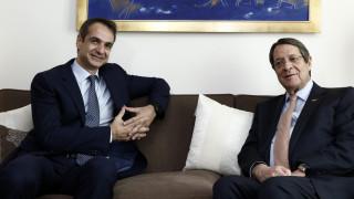 Επίσκεψη Μητσοτάκη στην Κύπρο με υψηλό συμβολισμό: Το πρόγραμμά του