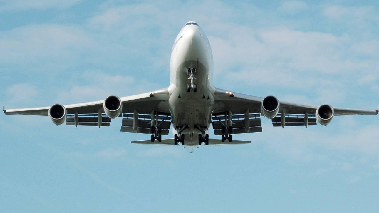 Αναγκαστική προσγείωση αεροσκάφους λόγω... έξαλλου συζύγου: Την έβριζε και την έφτυνε