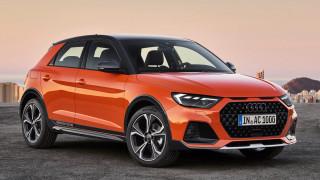 Αυτοκίνητο: To Audi Α1 απέκτησε και νέα έκδοση με crossover χαρακτηριστικά, την citycarver