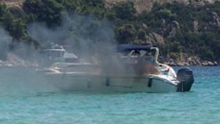 Έκρηξη σε σκάφος στη Χαλκιδική: Στο νοσοκομείο παραμένουν μητέρα και κόρη