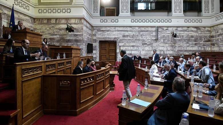 Ψηφίστηκαν οι διατάξεις για ΕΝΦΙΑ και 120 δόσεις στην Επιτροπή της Βουλής