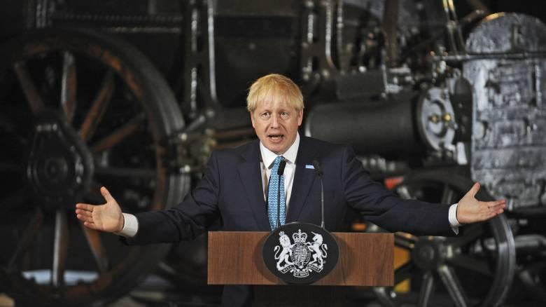Brexit: Νέα εμπορική συμφωνία με την ΕΕ θέλει ο Τζόνσον