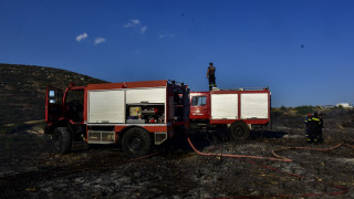 Υπό μερικό έλεγχο οι φωτιές σε Κορωπί και Ωρωπό – Σε εξέλιξη σε Ιτέα, Λάρισα και Φθιώτιδα