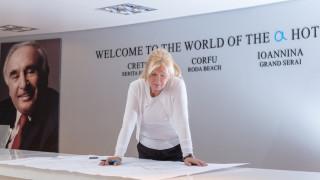 Ελένη Λαμπίρη: 40 χρόνια επιτυχημένης πορείας για την πρωτοπόρο του ελληνικού ξενοδοχειακού κλάδου