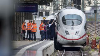 Φρανκφούρτη: Συνελήφθη ο δράστης που έσπρωξε στις γραμμές του τρένου 8χρονο αγόρι