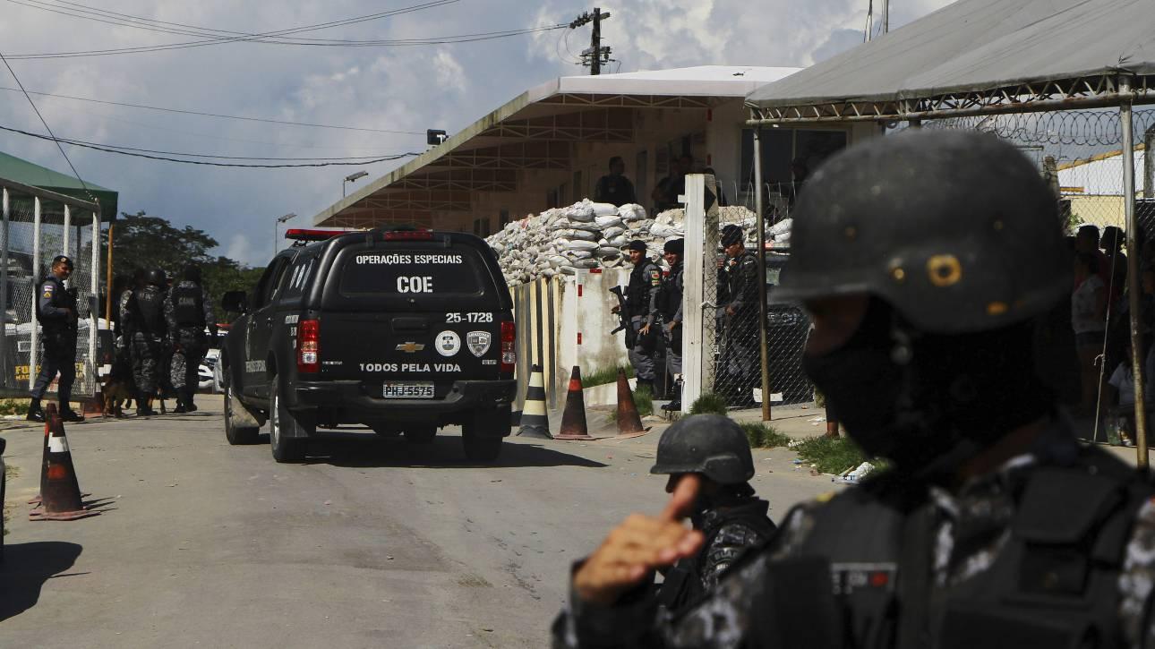 Εξέγερση με 52 νεκρούς σε φυλακή της Βραζιλίας - Αποκεφάλισαν 16 άτομα