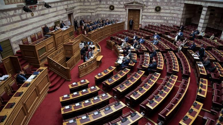 Βουλή: Σε εξέλιξη η συζήτηση για το φορολογικό νομοσχέδιο – Το απόγευμα παρέμβαση Μητσοτάκη