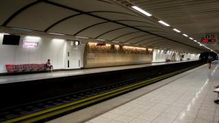 Ύποπτη βαλίτσα στον σταθμό του μετρό Ακρόπολη - Διακοπή των δρομολογίων