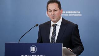 Στ. Πέτσας: Το Κυπριακό είναι ζήτημα εισβολής και κατοχής