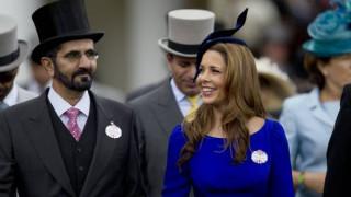 Στα «μαχαίρια» η πριγκίπισσα Χάγια με τον εμίρη του Ντουμπάι - Ζήτησε προστασία στη Βρετανία