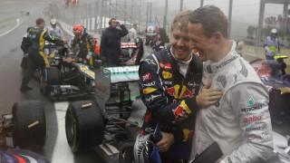 Πρόοδος για την υγεία του Μίκαελ Σουμάχερ: Είδε αγώνα της Formula 1!