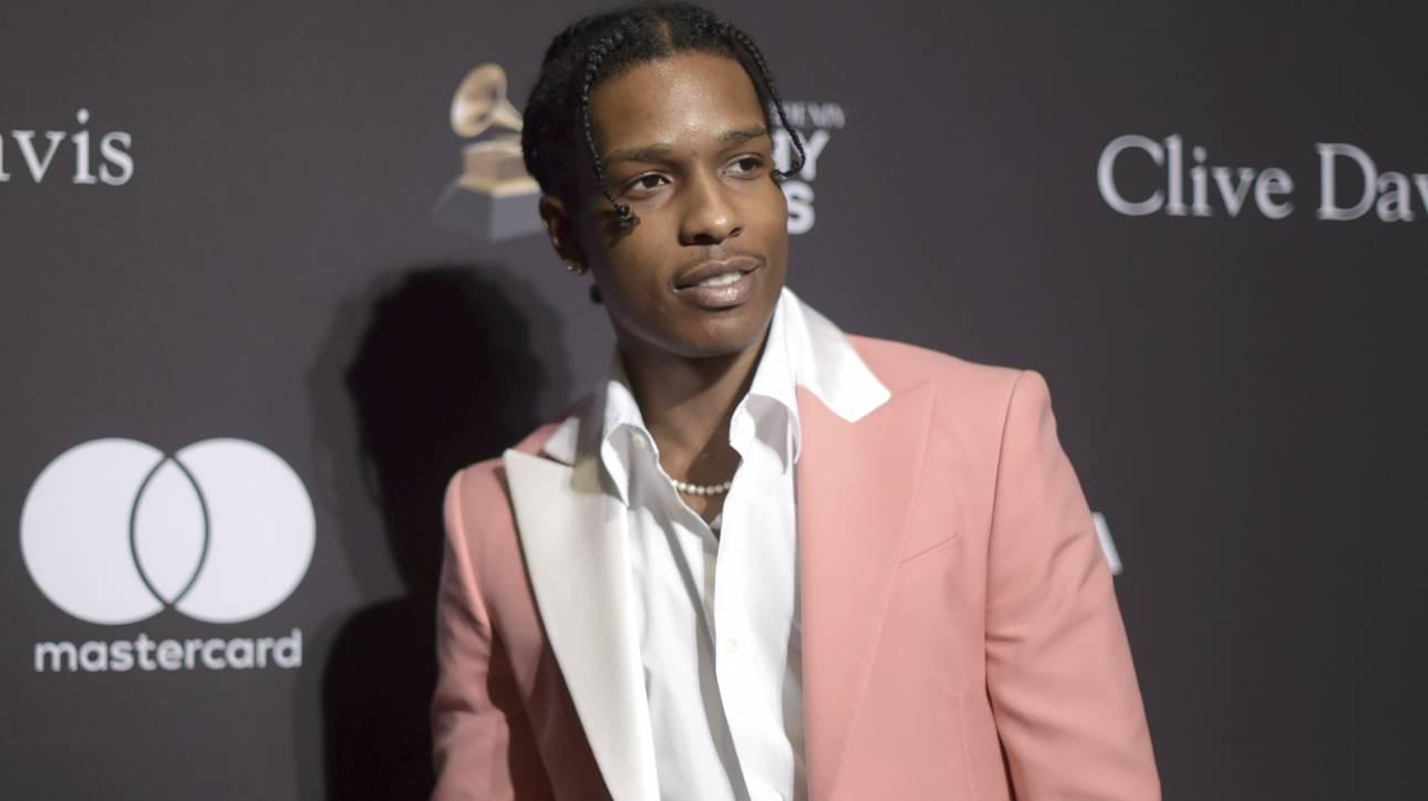 Σε δίκη ο ράπερ A$AP Rocky για ξυλοδαρμό 19χρονου