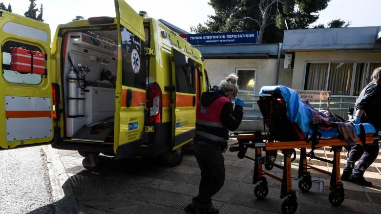 Έκρηξη με δυο τραυματίες σε σπίτι στα Τρίκαλα