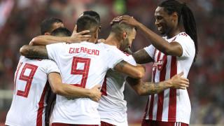 Ολυμπιακός - Βικτόρια Πλζεν 4-0: Πρόκριση με ξέσπασμα