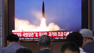 Βαλλιστικούς πυραύλους νέου τύπου εκτόξευσε η Βόρεια Κορέα