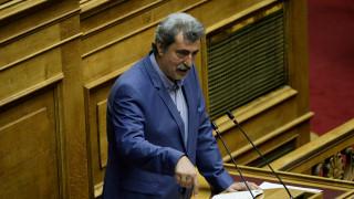 Live Βουλή: Συζήτηση για την άρση ασυλίας του Παύλου Πολάκη