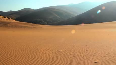 Αυτή είναι η μαγευτική «Σαχάρα της Λήμνου»