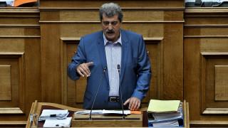 Πολάκης: Πολιτική δίωξη η προσπάθεια άρσης της ασυλίας μου
