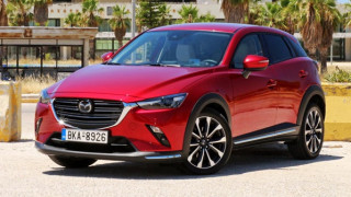 Fun to drive fun to own: Τo CX-3 είναι τόσο ιδιαίτερο και ξεχωριστό όσο και η ίδια η Mazda